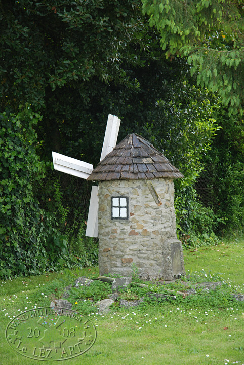 moulin à vent pour jardin